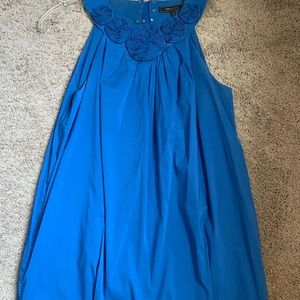 Blue BCBG Dress